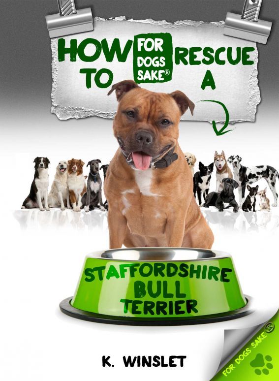 How To Rescue a Staffordshire Bull Terrier By: K Winslet