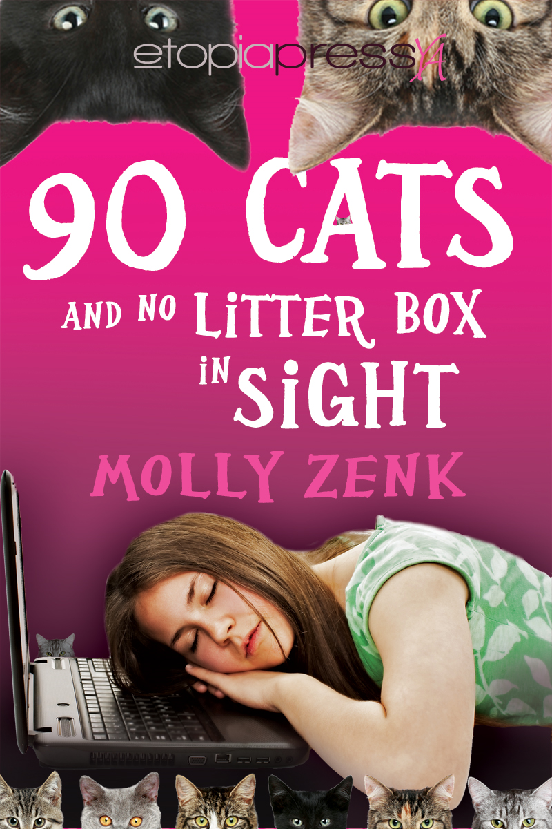 90 Cats and No Litter Box in Sight By: Molly Zenk