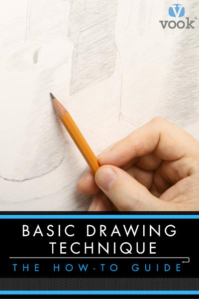 Basic Drawing Technique: The How-to Guide