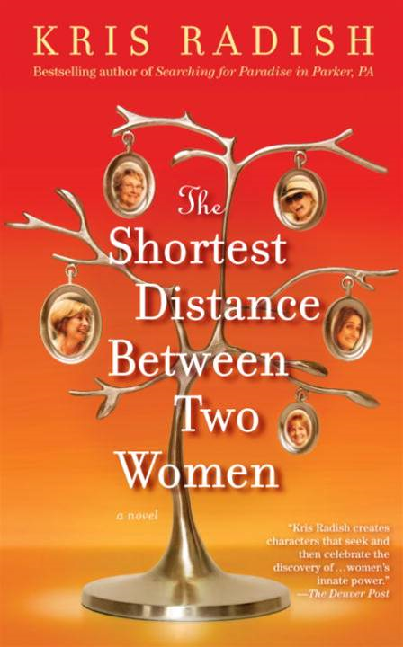 The Shortest Distance Between Two Women By: Kris Radish