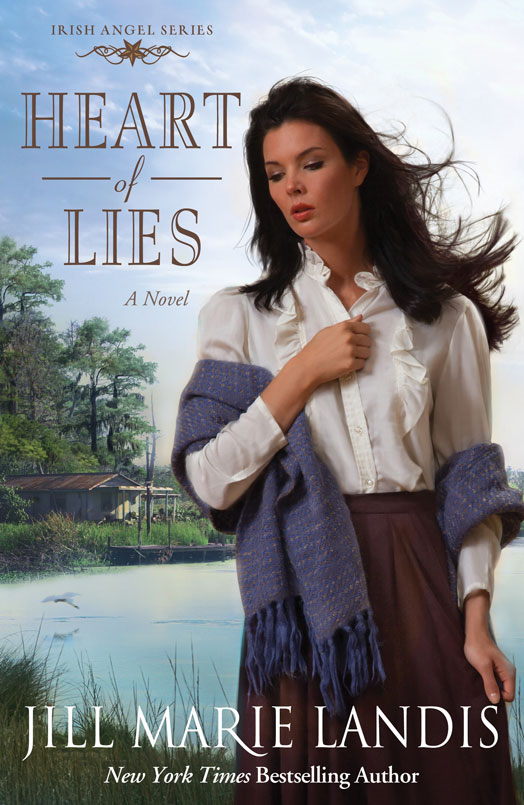 Heart of Lies By: Jill Marie   Landis