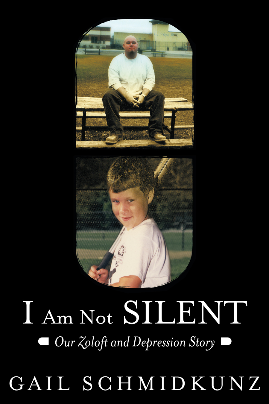 I Am Not Silent By: Gail Schmidkunz