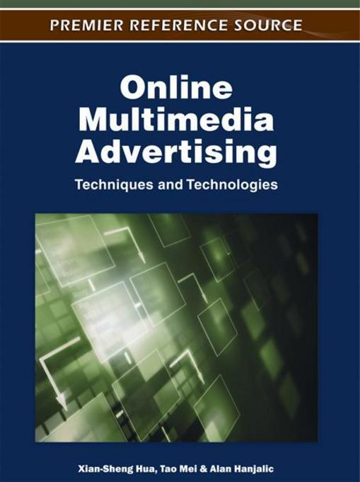 Online Multimedia Advertising: Techniques and Technologies