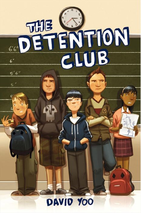 Cover Image: The Detention Club