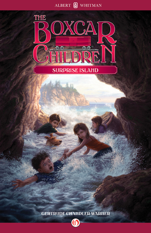 Surprise Island By: Gertrude Chandler Warner,Mary Gehr