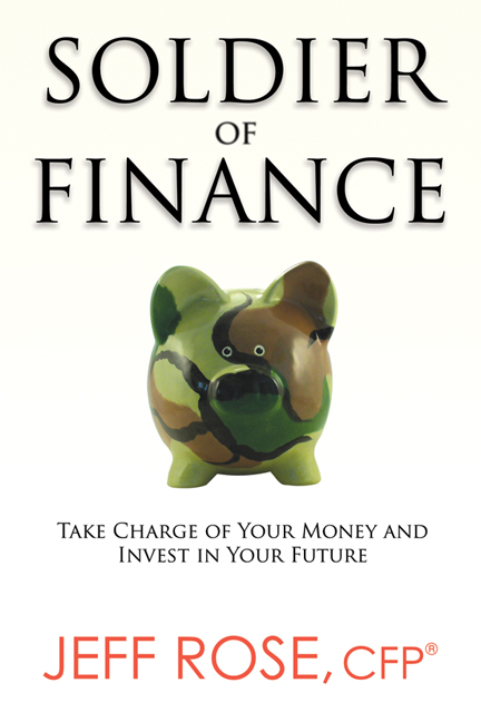 Book Cover: Soldier of Finance
