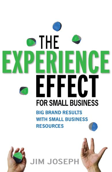 The Experience Effect For Small Business By: Jim Joseph