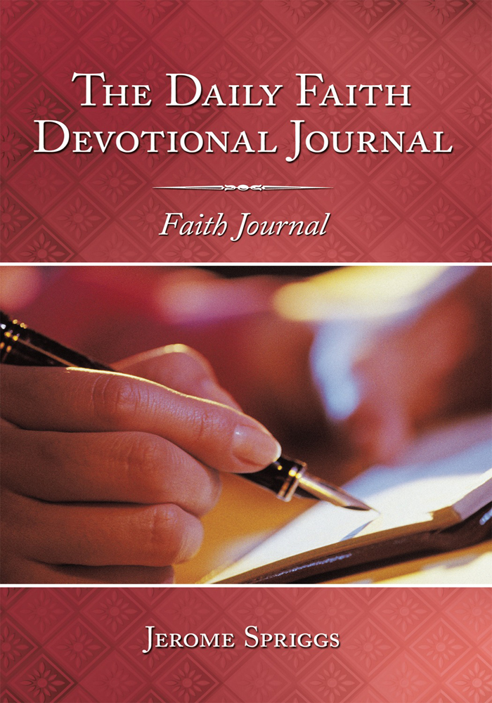 The Daily Faith Devotional Journal