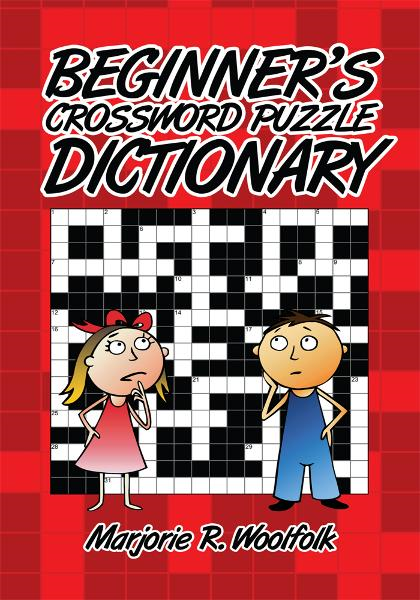 BEGINNERS CROSSWORD PUZZLE DICTIONARY