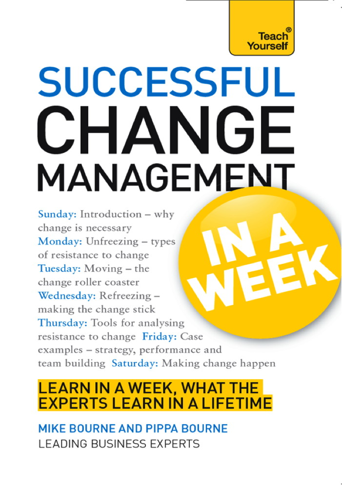 Successful Change Management: In a Week
