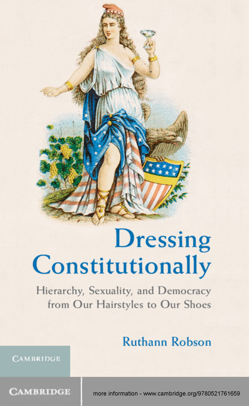 Dressing Constitutionally Hierarchy,  Sexuality,  and Democracy from Our Hairstyles to Our Shoes