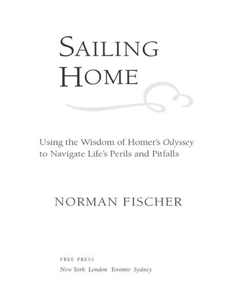 Sailing Home By: Norman Fischer