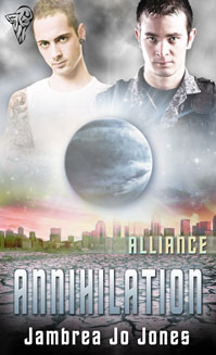 Annihilation By: Jambrea Jo Jones