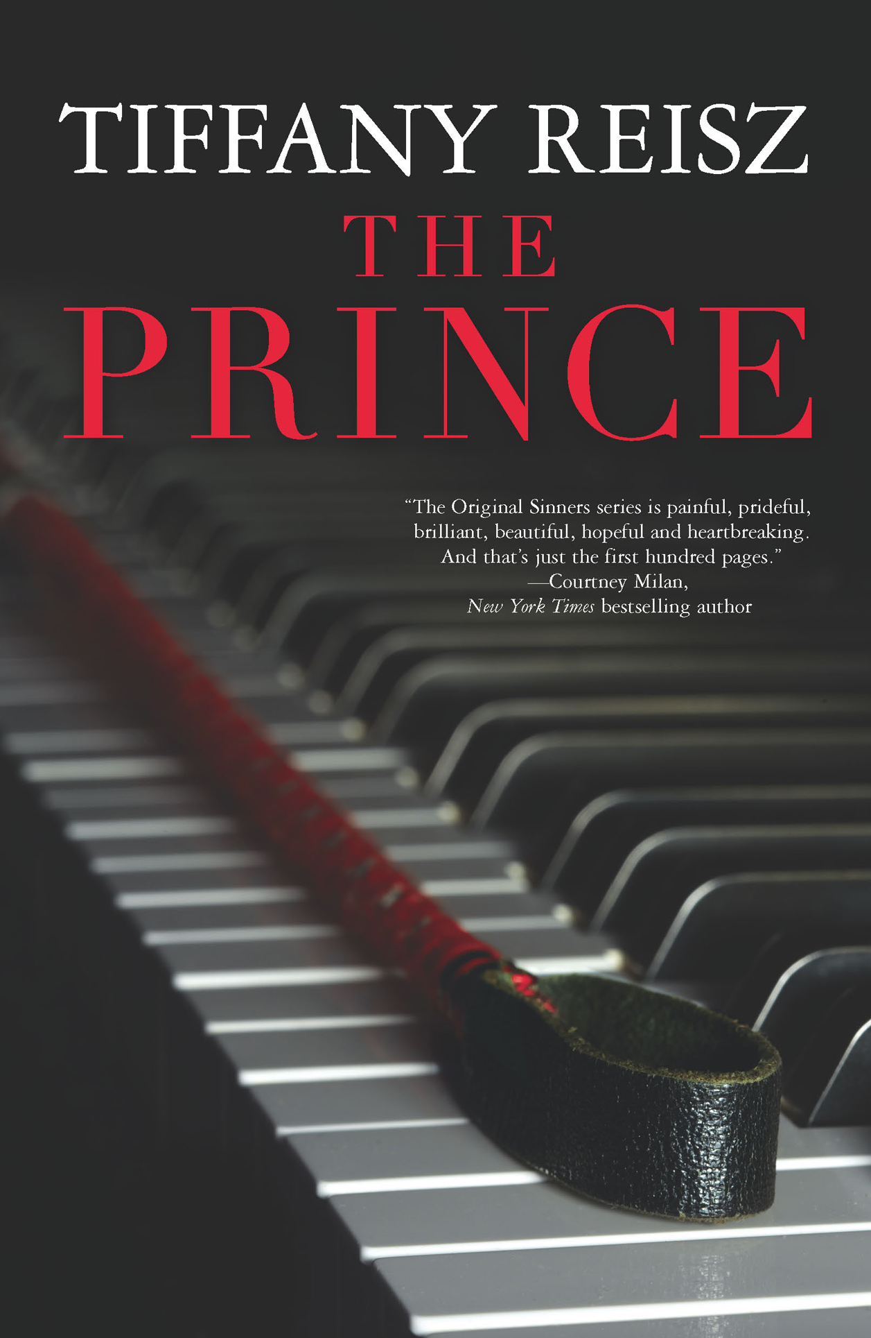 The Prince By: Tiffany Reisz