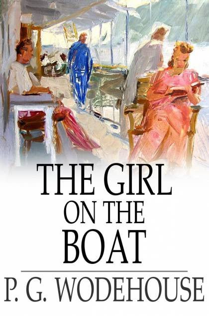 Cover Image: The Girl On The Boat