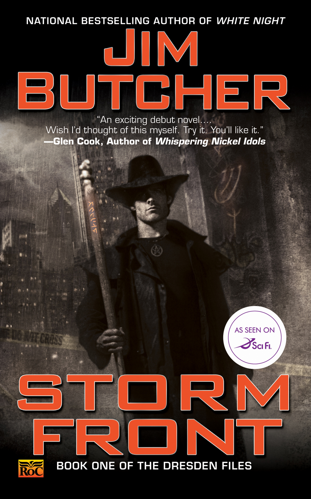 Storm Front: Book one of The Dresden Files By: Jim Butcher