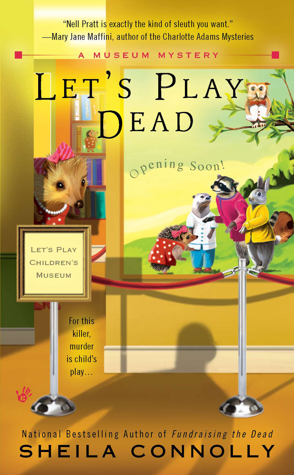Let's Play Dead By: Sheila Connolly