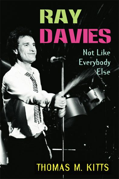 Ray Davies By: Thomas M. Kitts