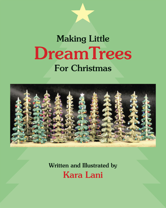 Making Little DreamTrees For Christmas