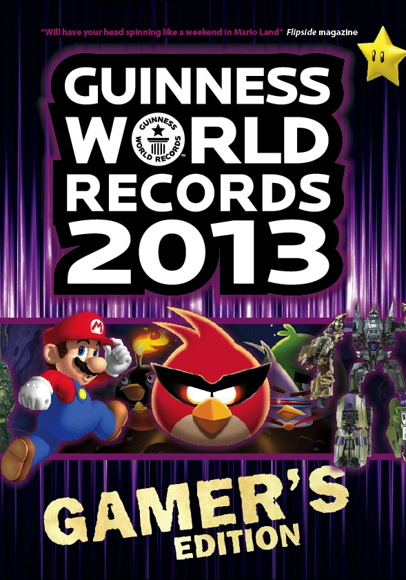 Guinness World Records 2013 Gamers Edition