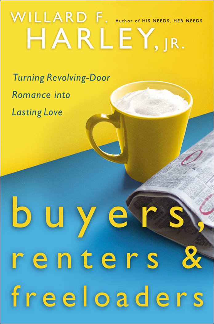 Buyers, Renters & Freeloaders