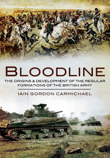 Bloodline By: Gordon, Iain
