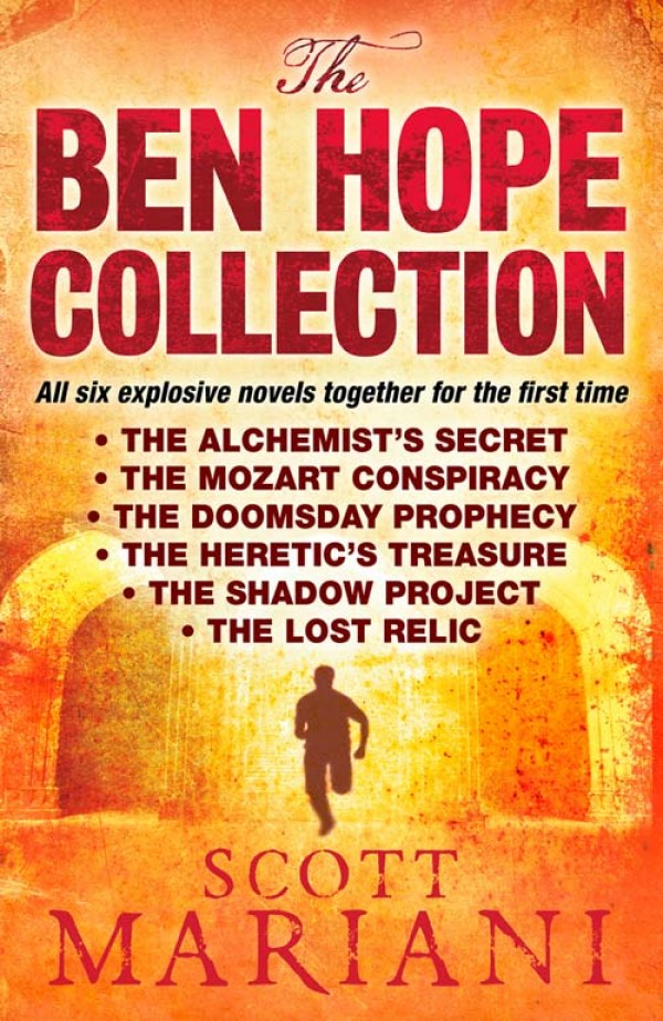 The Ben Hope Collection: 6 BOOK SET