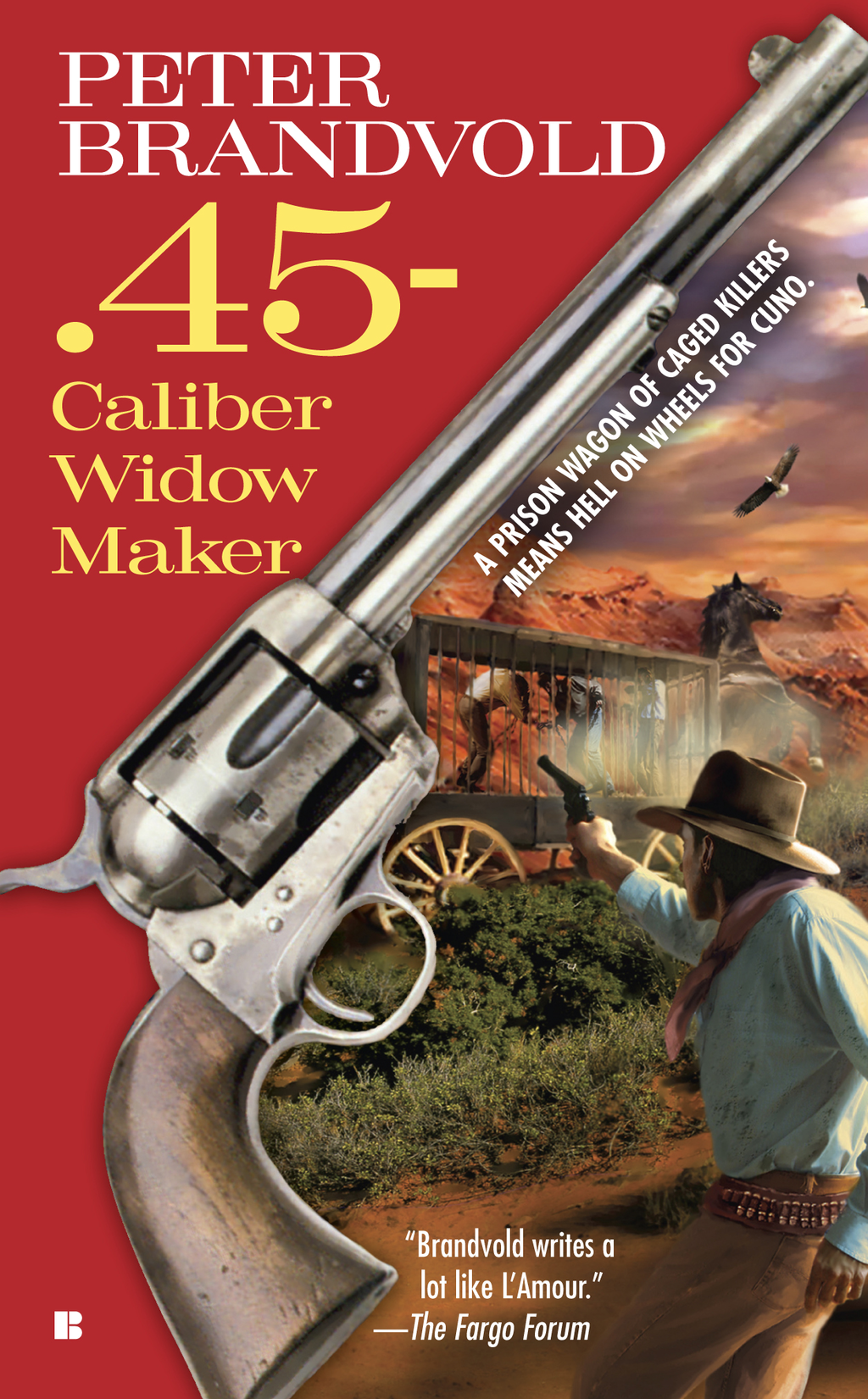 .45-Caliber Widow Maker