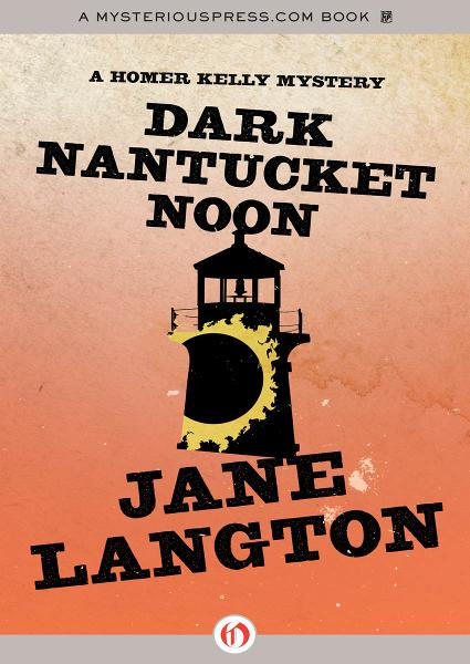 Dark Nantucket Noon