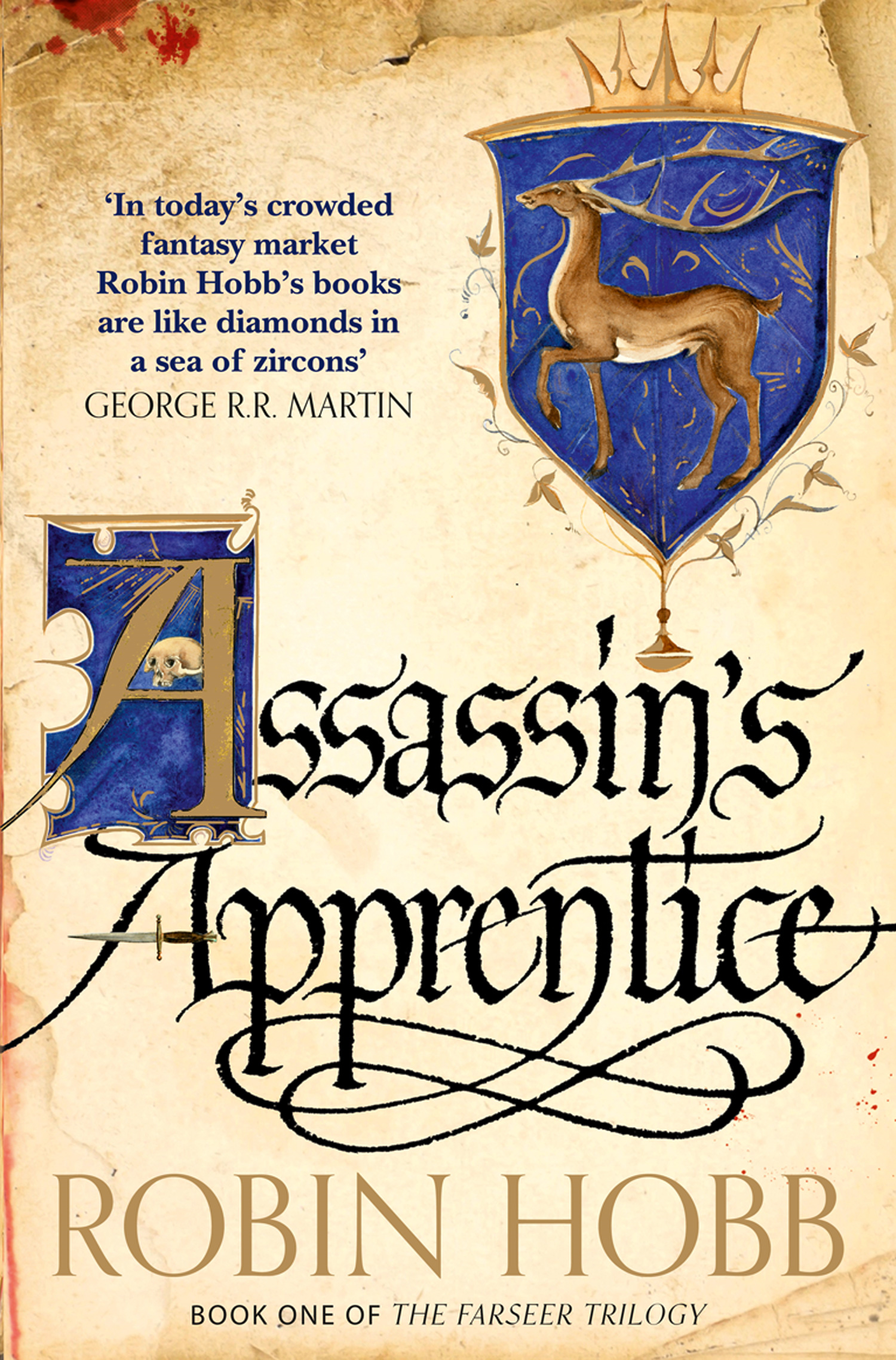 Assassin?s Apprentice (The Farseer Trilogy,  Book 1)