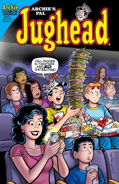 Jughead #213 By: Craig Boldman, Bill Galvan, Stan Goldberg