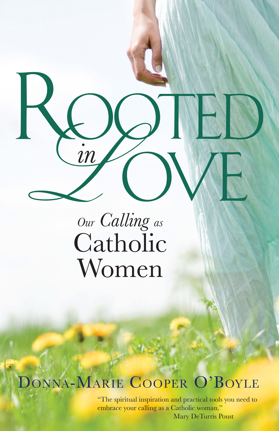Book Cover: Rooted in Love