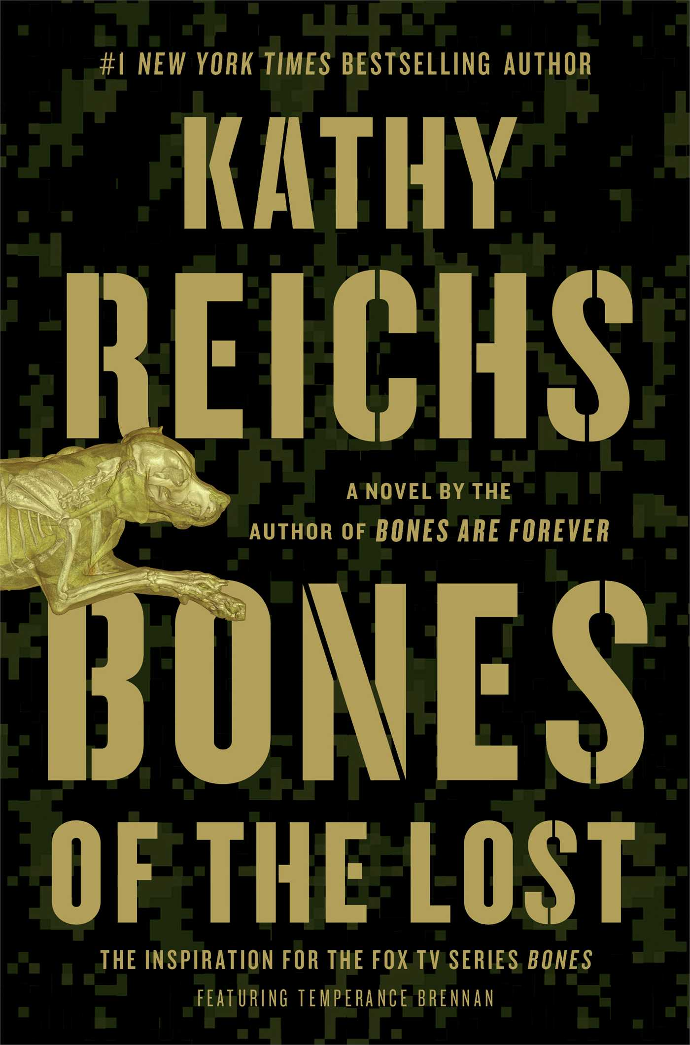 Bones of the Lost Cover Image
