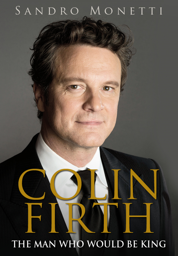 Colin Firth By: Sandro Monetti