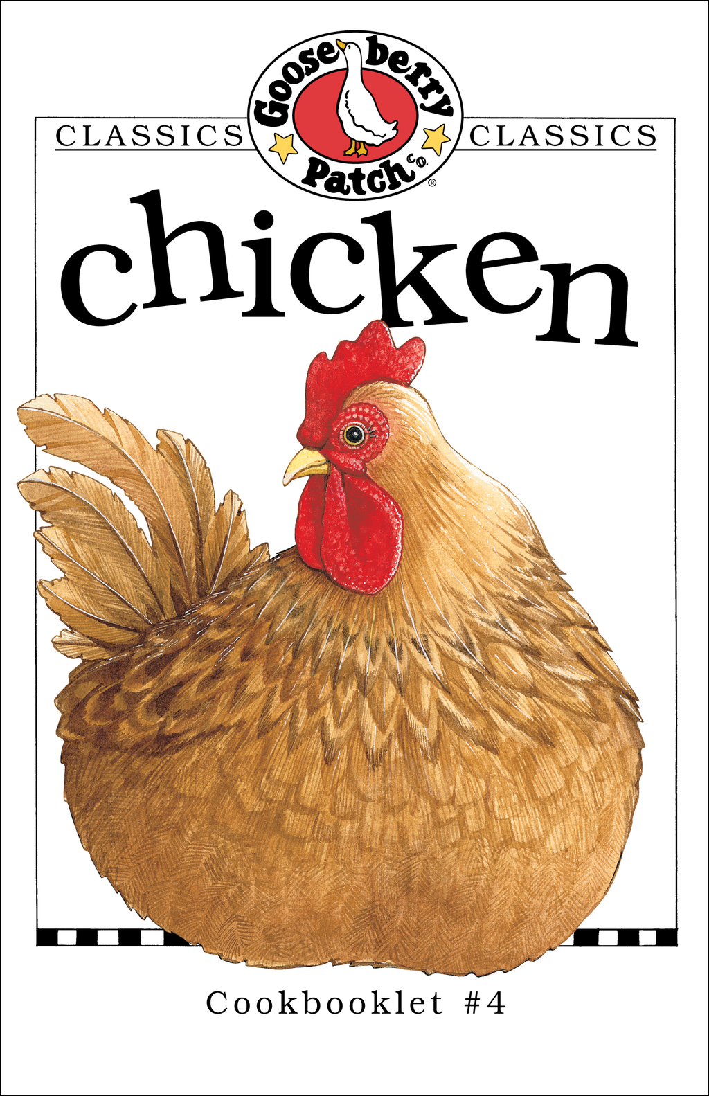Chicken Cookbook: Get a taste of Gooseberry Patch in this collection of over 20 favorite chicken recipes!