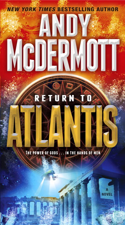 Return to Atlantis By: Andy McDermott