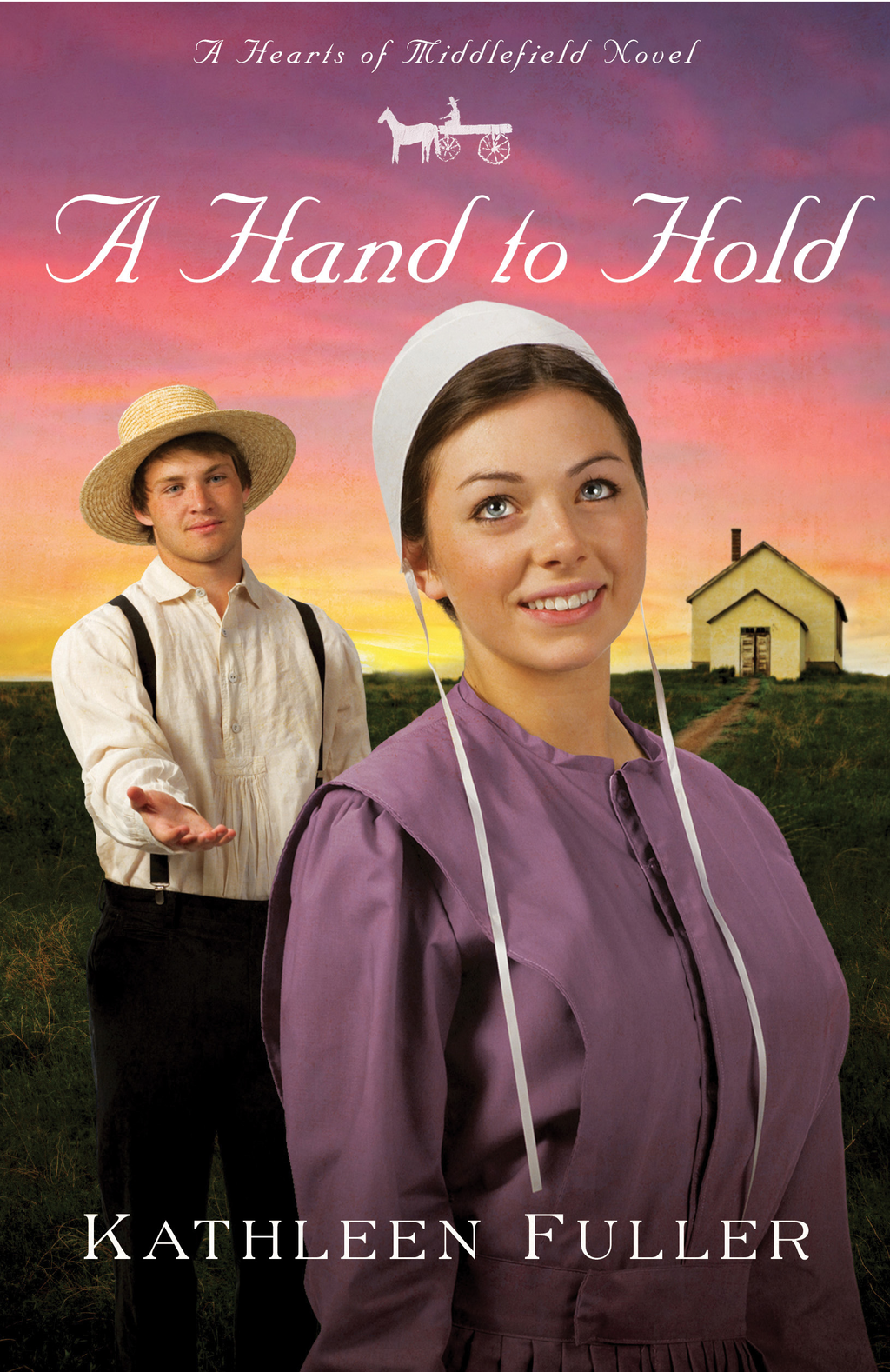 A Hand to Hold By: Kathleen Fuller