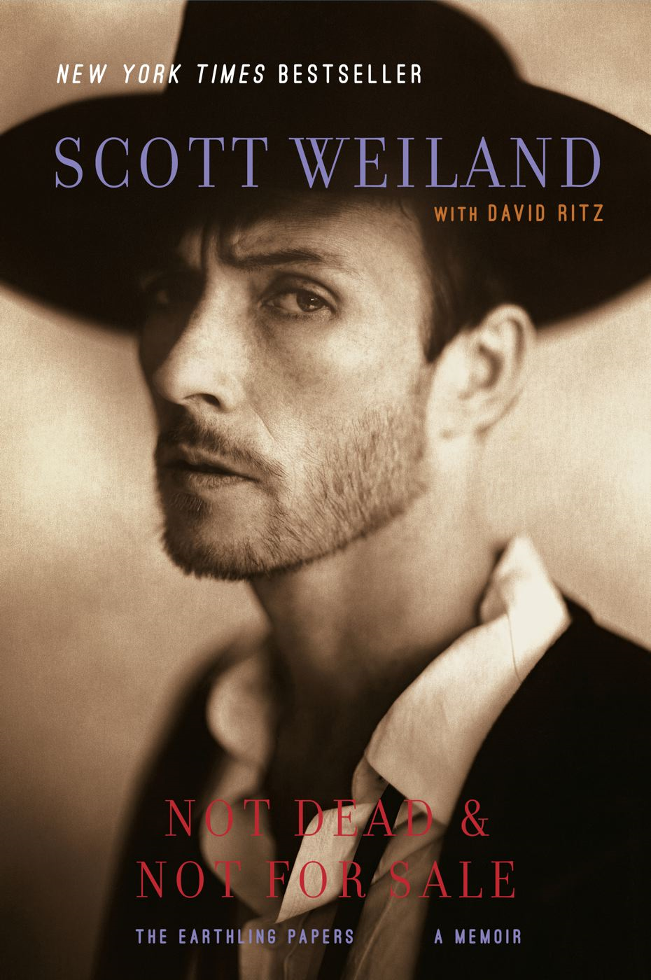 Not Dead & Not for Sale By: Scott Weiland