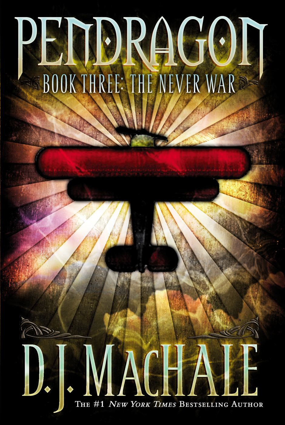 The Never War By: D.J. MacHale
