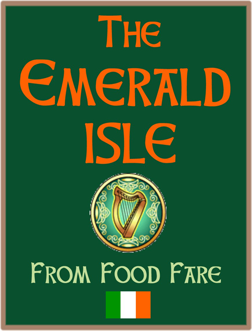 The Emerald Isle By: Food Fare,Shenanchie O'Toole