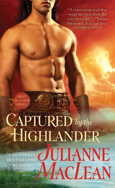 Captured by the Highlander By: Julianne MacLean