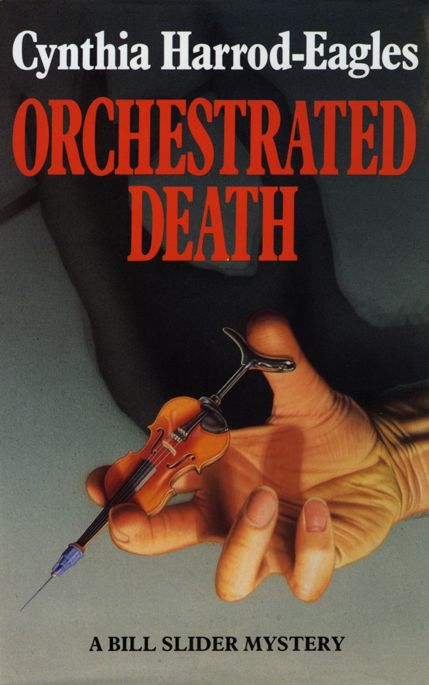 Orchestrated Death By: Cynthia Harrod-Eagles
