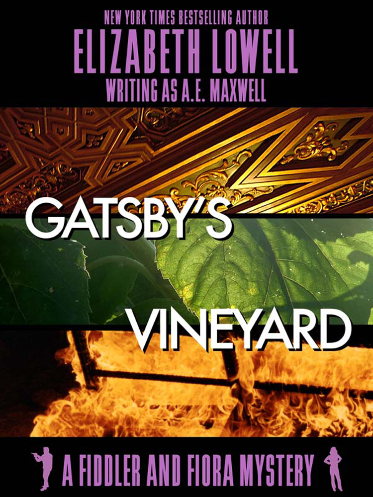 Gatsby's Vineyard By: Elizabeth   Lowell
