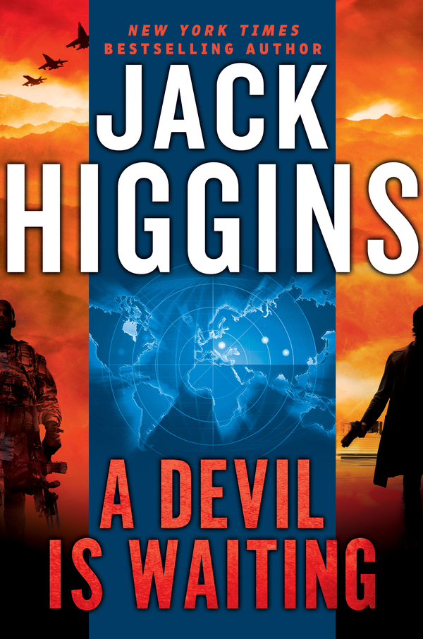 A Devil is Waiting By: Jack Higgins