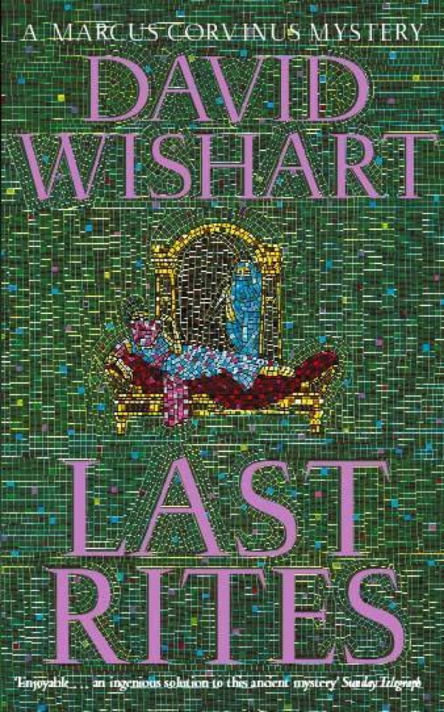Last Rites By: David Wishart