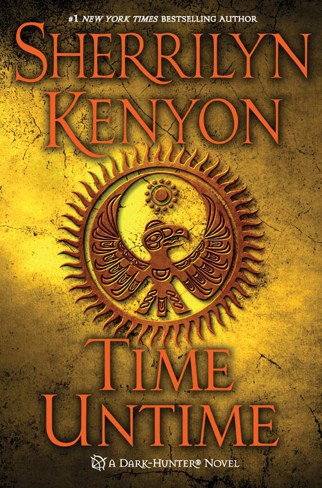 Time Untime By: Sherrilyn Kenyon