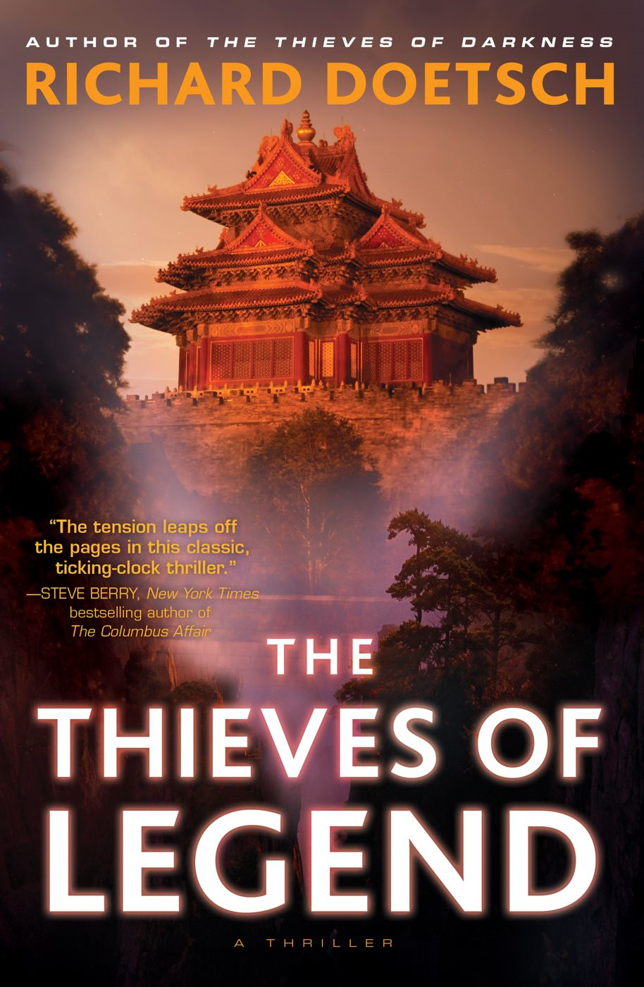 The Thieves of Legend By: Richard Doetsch