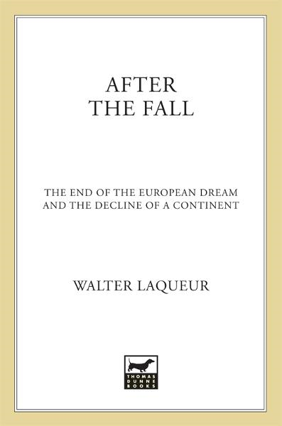 After the Fall By: Walter Laqueur