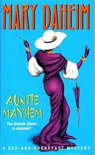 Auntie Mayhem By: Mary Daheim