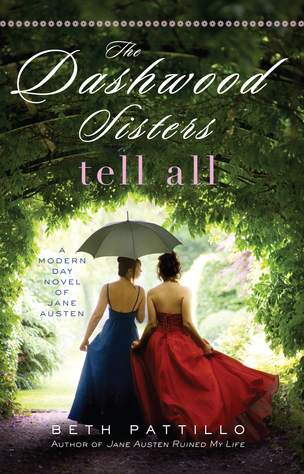 The Dashwood Sisters Tell All: A Modern Day Novel of Jane Austen By: Beth Pattillo
